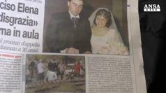 Confermati 30 anni al marito di Elena Ceste