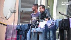 A Napoli quartiere in piazza per dignita' e decoro