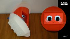 Dagli Usa il primo robot con la pelle d'oca