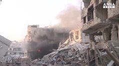 Assad si riprende tutta l'area di Damasco dopo 7 anni