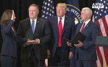Trump, 'Fbi infiltro' mia campagna'. Aperta inchiesta