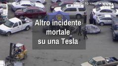 Altro incidente mortale su una Tesla