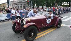 Mille Miglia, vince l'argentino Tonconogy