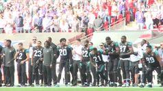 Bufera sul football Usa, Trump vuole punire gli atleti