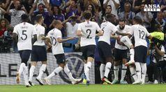 Troppo forte la Francia per la giovane Italia, 3-1