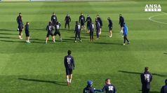 Mancini testa l'Italia del futuro