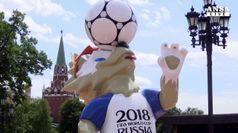 Tutto pronto per Russia 2018