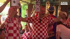 Esordio con vittoria per la Croazia ai Mondiali