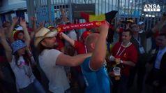 Mondiali: Inghilterra batte Tunisia 2-1, oggi Russia-Egitto