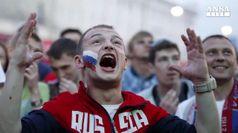 Mondiali, la Russia vede gli ottavi