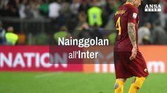 Nainggolan all'Inter