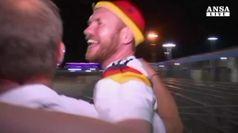 Mondiali: Germania al fotofinish, 2-1 contro Svezia