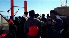 Salvini: nostre navi piu' vicine a Italia