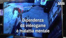 La dipendenza da videogame e' malattia mentale