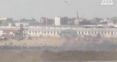 Aquiloni incendiari da Gaze, monito di Israele
