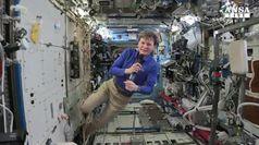 Va in pensione AstroPeggy, la donna dei record stellari