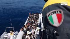 Piano Ue sui migranti, centri di sbarco in Nord Africa
