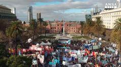 FMI in aiuto dell'Argentina