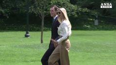 Jared e Ivanka coppia d'oro da 82 mln $