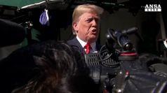 Trump sente Macron, ora Ue tratti su barriere doganali