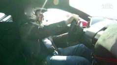 La Ferrari 488 Pista, test di stampa sul tracciato di Fiorano
