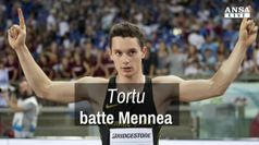 Tortu batte Mennea
