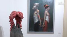 La Fabbrica delle arti, inaugurata la mostra a Gioia del Colle