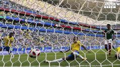 Belgio al cardiopalma, 3-2 in rimonta al Giappone