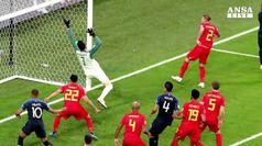 Mondiali, la Francia batte il Belgio e va in finale