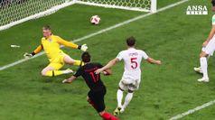 Inghilterra sconfitta 2-1, Croazia in finale