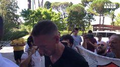 Calcio, Roma ecco Olsen