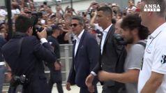 Juventus, inizia l'avventura Ronaldo