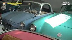 Sequestrata collezione auto d'epoca a evasore
