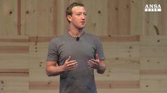 Zuckerberg: Facebook non espelle chi nega Shoah