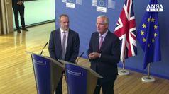 Allarme Ue su Brexit, 'prepariamoci al mancato accordo'