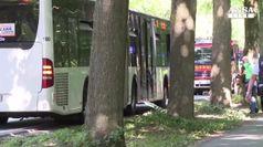 Accoltellate 12 persone su autobus in Germania
