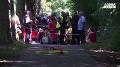 Terrore sul bus in Germania, 6 accoltellati a Lubecca