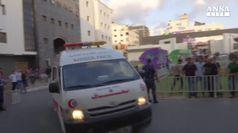 Gaza, accordo Hamas-Israele per cessate il fuoco