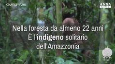 Nella foresta da almeno 22 anni