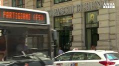 Banche: taglio filiali boom, 383 Comuni senza sportelli