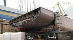 Costa Smeralda, prima nave 'globale' a Gnl