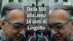 Dalla 500 alla Jeep, 14 anni di Lingotto