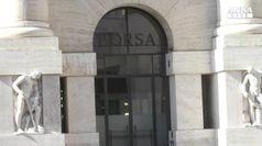 Fca rimbalza in Borsa a Milano +4,4%
