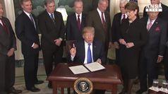Dazi: il piano Trump, alleanza Usa-Ue contro Cina