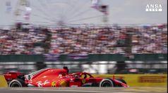 F1: Vettel vince a Silverstone, terzo Raikkonen