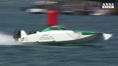 Motonautica: Dubai Police vince anche la gara 2 a Stresa