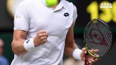 A Wimbledon sfida Djokovic - Anderson