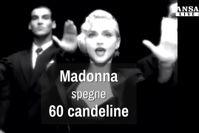 Madonna spegne 60 candeline