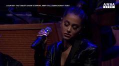 Ariana Grande ricorda Aretha Franklin