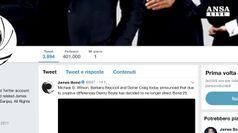 Danny Boyle non dirigera' piu' 007